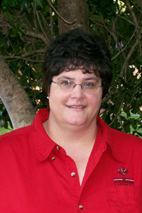 UL Lafayette University College Administrative Assistant Donna Menard